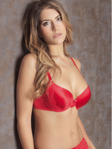 Podprsenka Push-up Sassa 28305