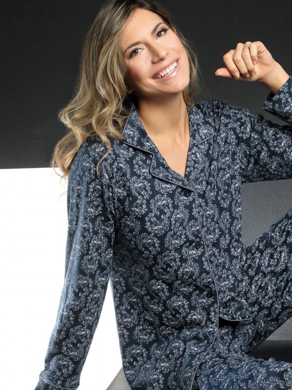 Pyžamový kabátek